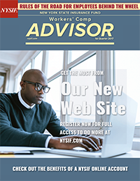 First Quarter 2017 Workers' Comp Advisor newsletter cover image link to ready only full edition